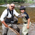 Fly Fishing Lessons-Dale & Son-Kirk's Fly Shop