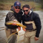 Fly Fishing in Colorado-Evening Catch-Kirk's Flyshop