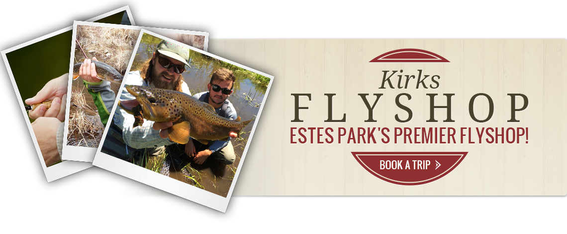 Estes Park Fly Fishing