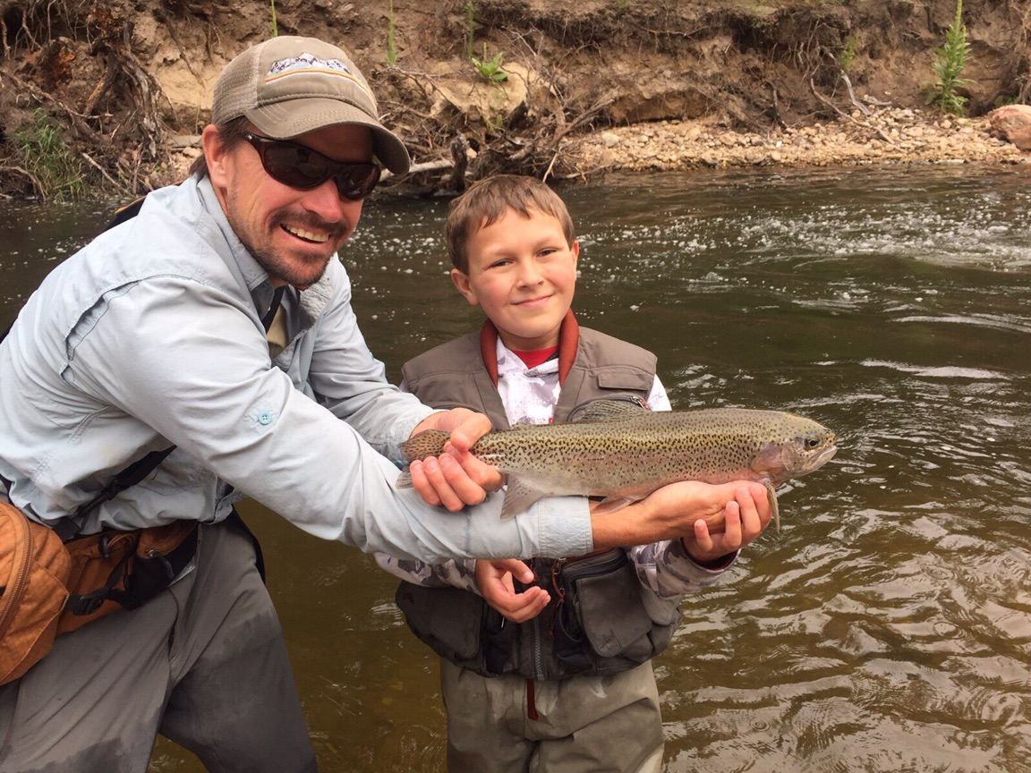Main ranch valley fly fishing estes park kirk 39 s flyshop for Colorado fishing license cost